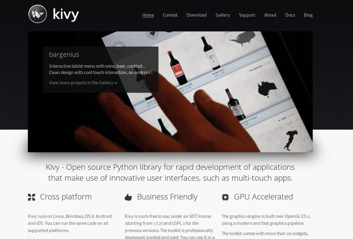 Installer Kivy sur Ubuntu